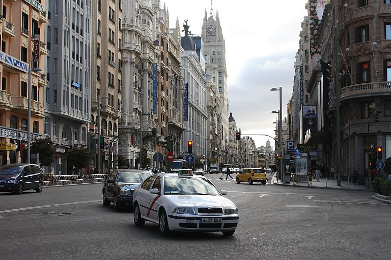Gran Via - Plaza Callao